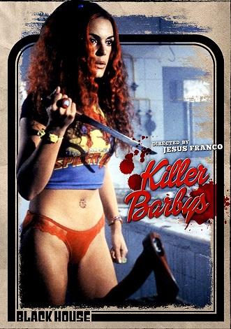 Killer Barbys-carátula