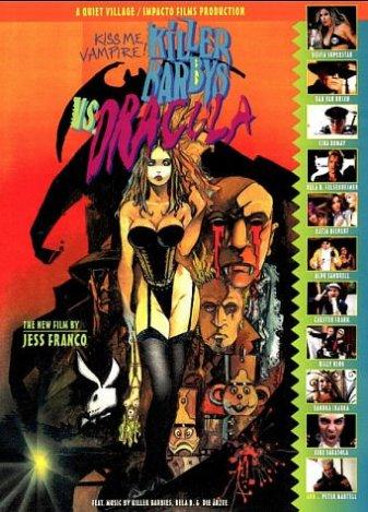 Killer Barbys contra Drácula-poster