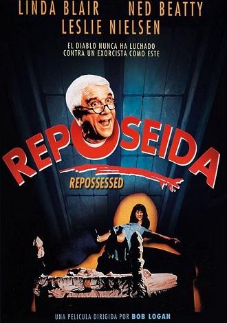 Reposeída-poster