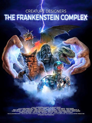 The Frankenstein Complex-poster