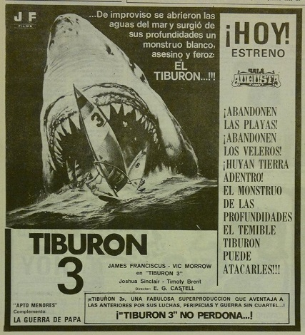 Tiburón 3-1