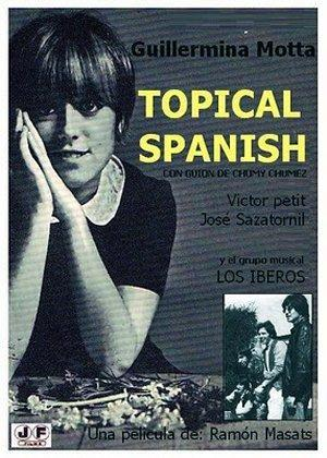 Topical_Spanish-póster