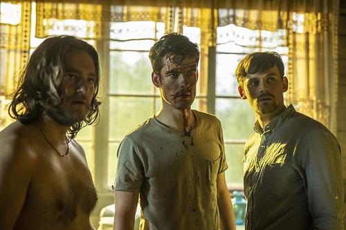 Viaje sangriento-Tres hermanos zumbados