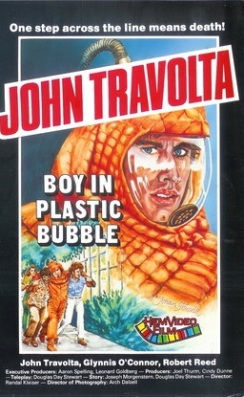 Boy in the Plastic Bubble-póster