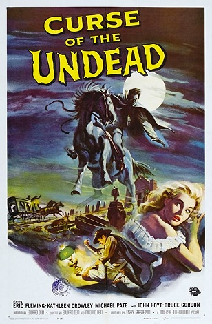 Curse of the Undead-póster