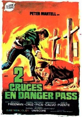 Dos cruces en Danger Pass-poster1
