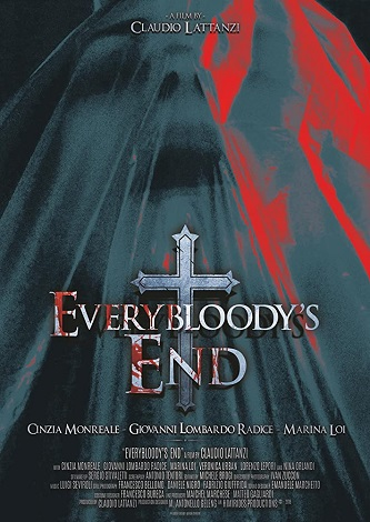 Everybloodys End-poster